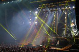 Volbeat, Hallenstadion